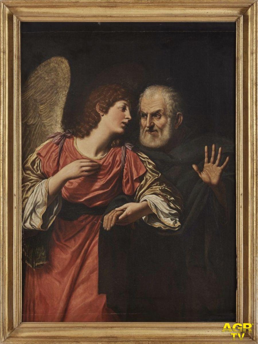 Leonello Spada, San Pietro liberato dal carcere (Fonte foto Uffizi)