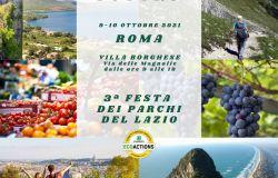 Legambiente: Festa dei parchi a Villa Borghese, grande partecipazione ed appuntamento a domani per il clou