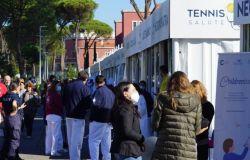 Tennis and Friends: al Foro Italico da 10 anni con l'inaugurazione dell'XI edizione dove a vincere è la prevenzione