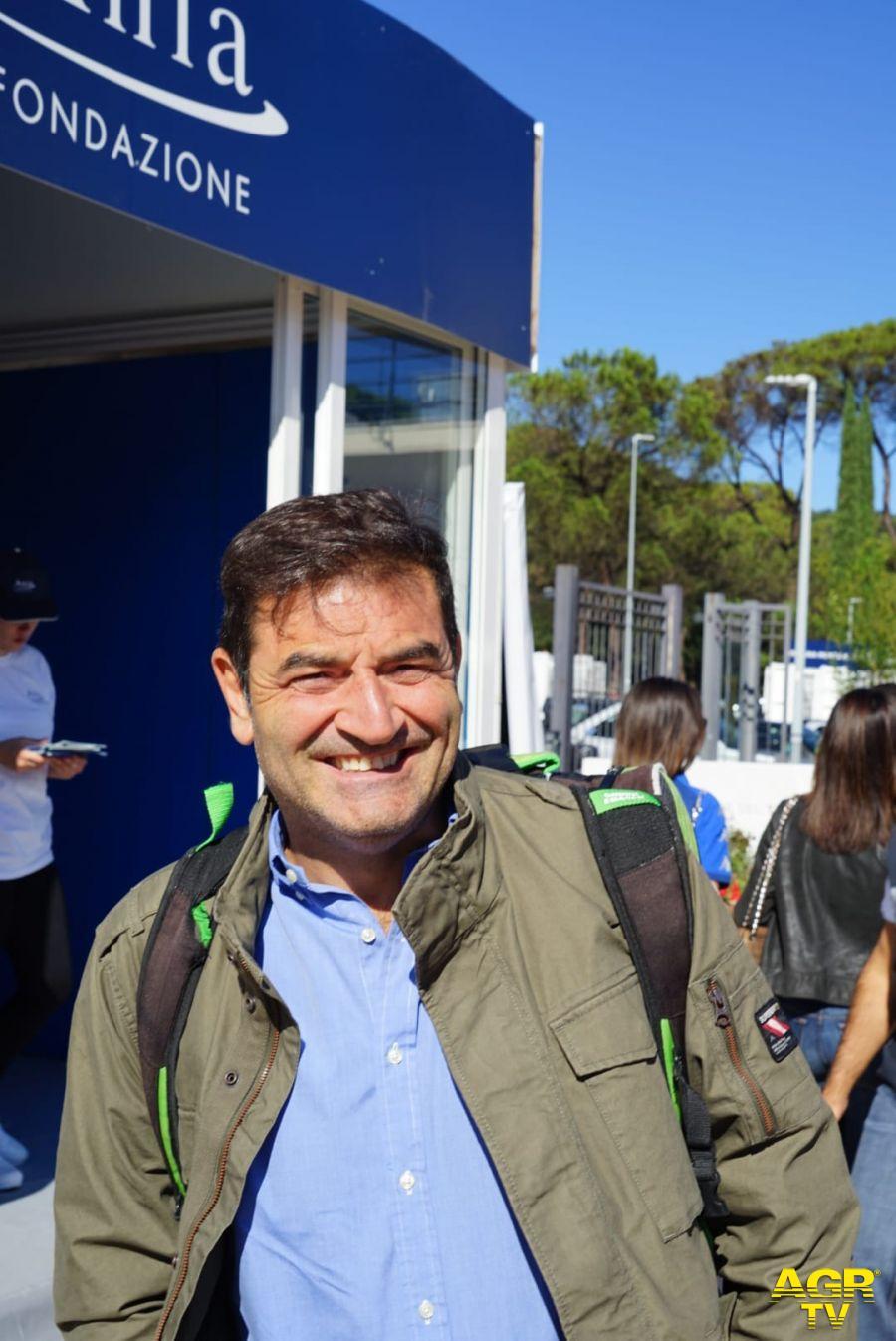 Tennis & Friends X Edizione Roma - Max Giusti