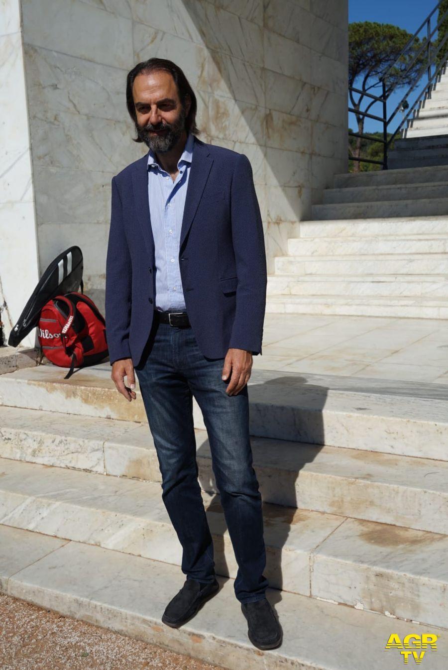 Tennis & Friends X Edizione Roma - Neri Marcorè