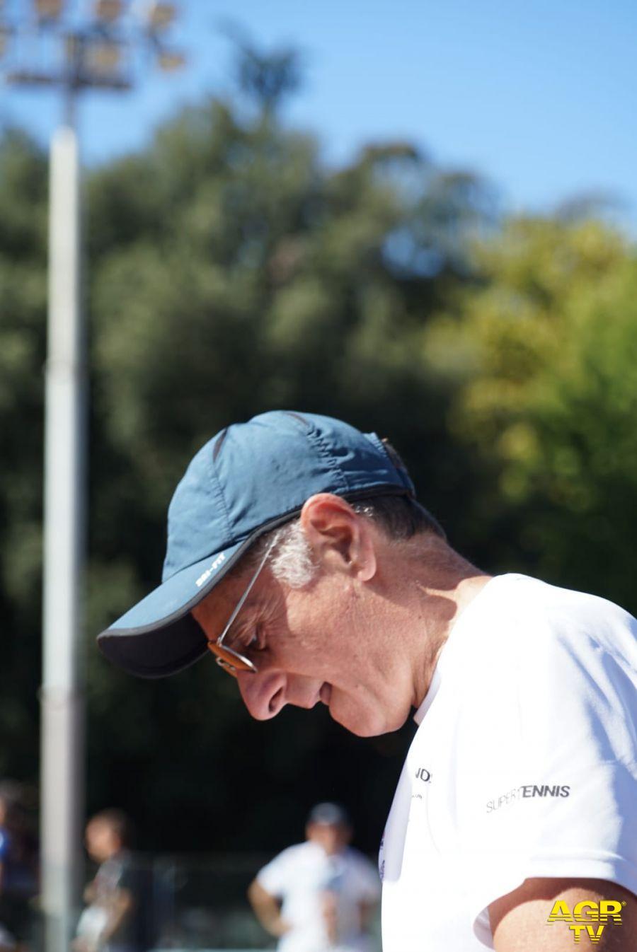 Tennis & Friends X Edizione Roma - Paolo Bonolis
