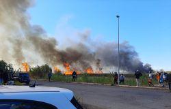 incendio via Martinica