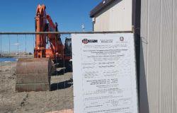 Ostia&Fiumicino, iniziati gli interventi di difesa della costa