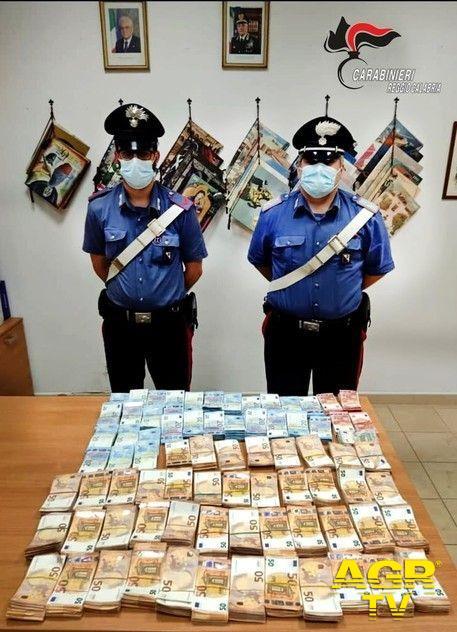 Una coppia di pensionati nascondeva 1milione e mezzo di euro, denunciati per riciclaggio