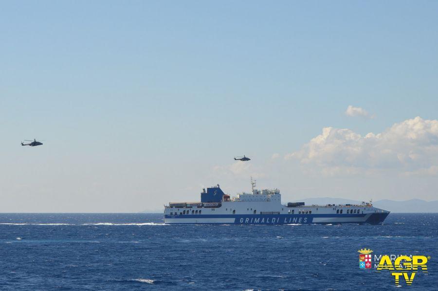 mare aperto 2021 marina militare