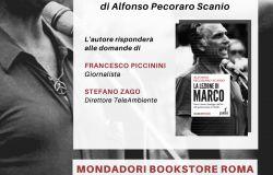 """""""La lezione di Marco"""", la presentazione del libro su Pannella il prossimo 20 ottobre a Roma"""