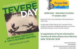 Tevere day, da Roma ad Ostia i festeggiamenti e gli incontri culturali
