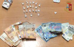 Continuano le attività della Polizia di Stato per contrastare il fenomeno dello spaccio di sostanze stupefacenti
