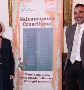 Presentato il dossier: Salvamamme Crescibene, allarmante fotografia sulle famiglie vulnerabili con i figli malati sotto la pandemia
