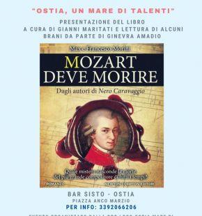Mozart deve morire il thriller dei fratelli Morini, apre la rassegna culturale in piazza Anco Marzio