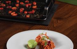 I segreti dello Chef ...gli spaghetti al pomodoro diventano un dolce