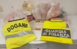 ADMToscana. Sequestrati 40 kg di prodotti alimentari all'Aeroporto di Pisa