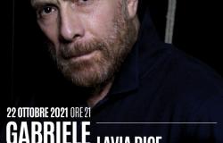 Il teatro del Vascello presenta: Gabriele Lavia dice...Giacomo Leopardi