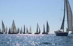 Fiumicino, Campionato Invernale d'Altura di Roma, 60 barche al via