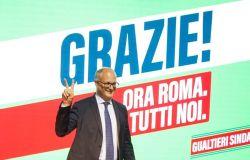Gualtieri incontra Zingaretti in Campidoglio, nasce un grande patto per Roma