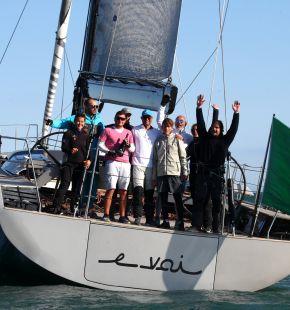 Vela, La Cinquanta riempie di vele il mare di Caorle