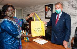 Ordine Costantiniano Charity: donate 15 mila mascherine Ffp2 per gli ospedali ugandesi