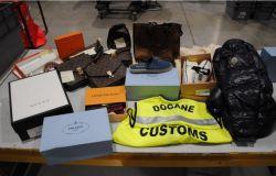 Agenzia Dogane Monopoli Monopoli. Confisca prodotti di lusso per traffico irregolare
