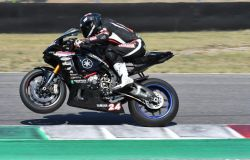 Cristian De Noni - terza posizione in Coppa Italia nella categoria 1000 avanzata