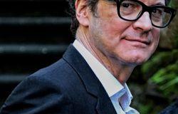Colin Firth a Roma