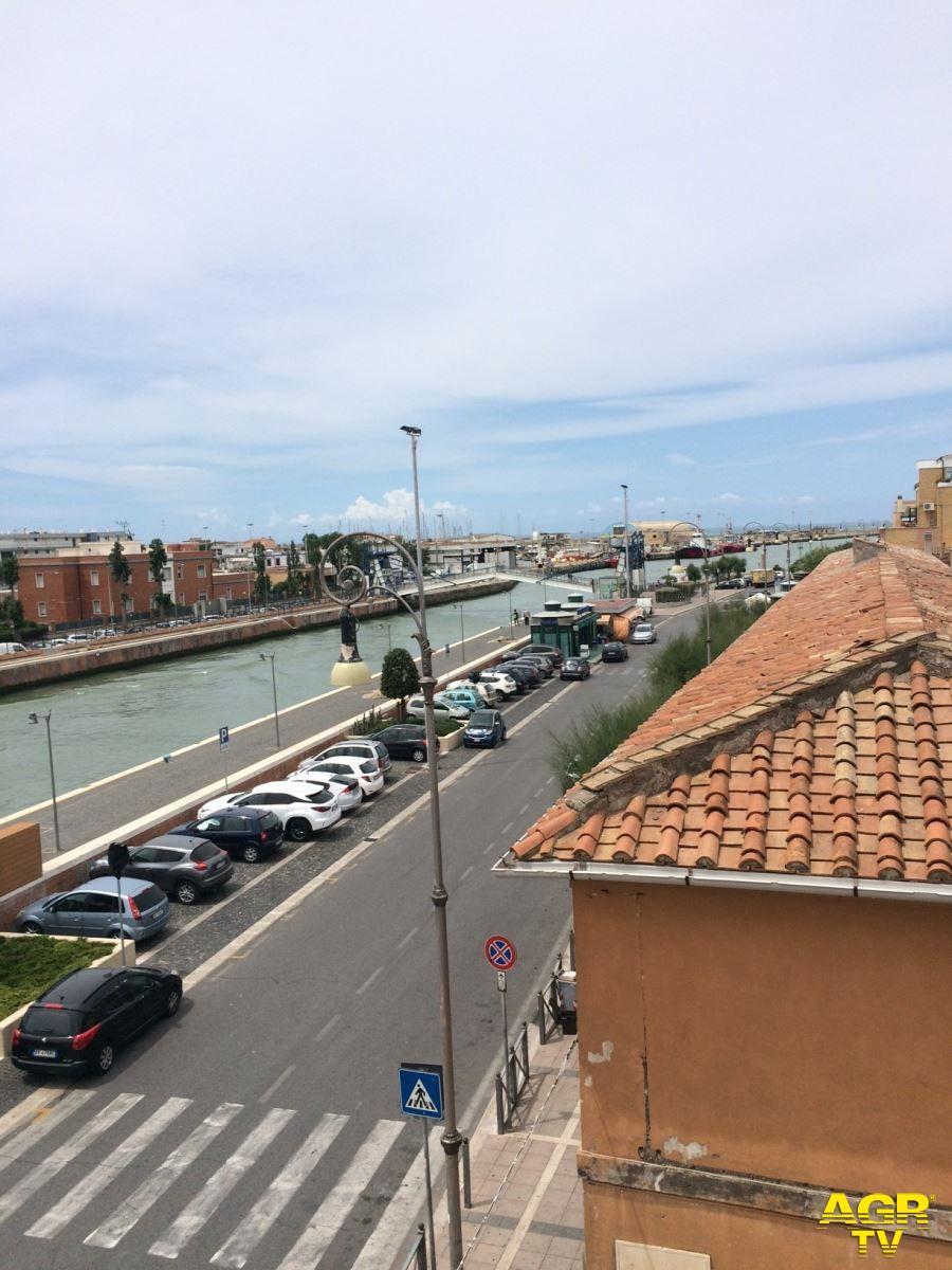 Fiumicino, nuovo look per via di Torre Clementina e lungomare della salute