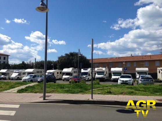 X Municipio, no ai parcheggi attrezzati, scontro tra Lega e pentastellati