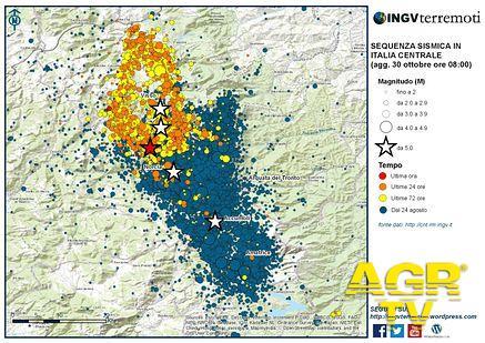 Terremoto, sindaci Amelia e Guardea chiudono chiese