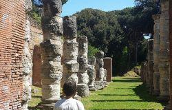 Ostia e Fiumicino, la regione punta sui parchi archeologici