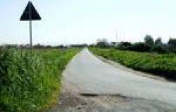 Ostia, manutenzione stradale al via