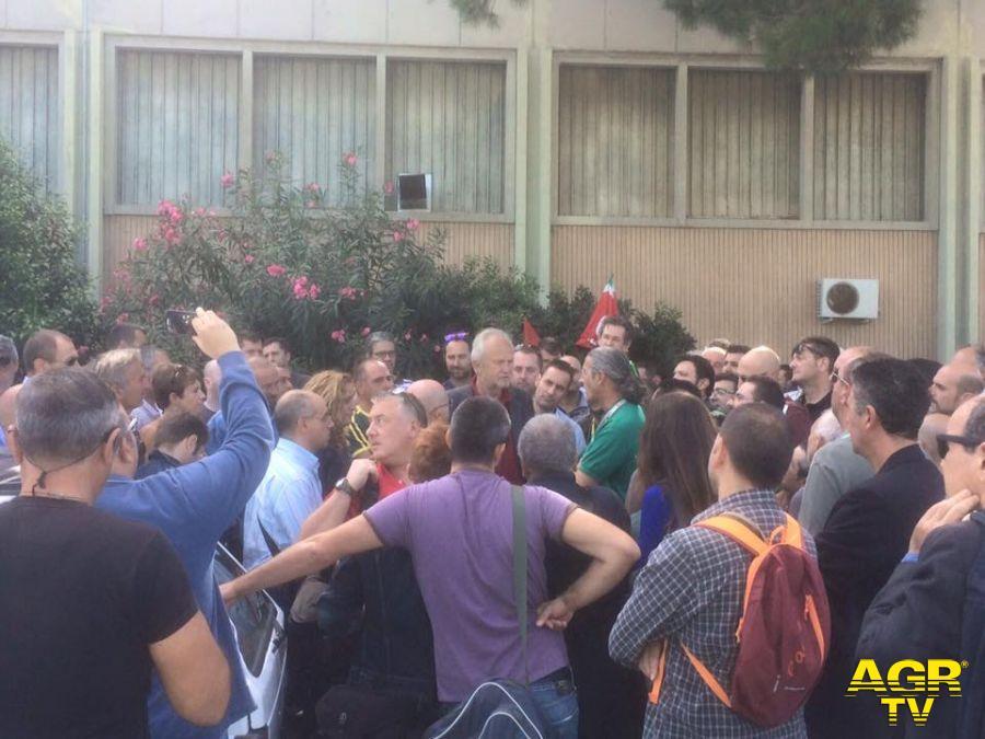 Alitalia, Montino: piano del Governo irricevibile, Fiumicino a fianco dei lavoratori per una giornata di lotta