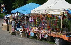 Ostia, trasferito il mercato di via Desiderato Pietri, da stamattina i banchi operativi in via Nostra Signora di Bonaria