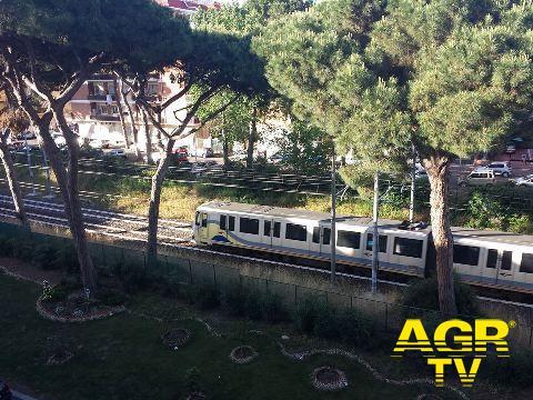 Roma-Lido, la Regione: convocata l'Atac e chiesta Commissione d'inchiesta sull'accaduto
