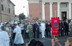 Fiumicino, tutti alla processione della Festa dell'Assunta