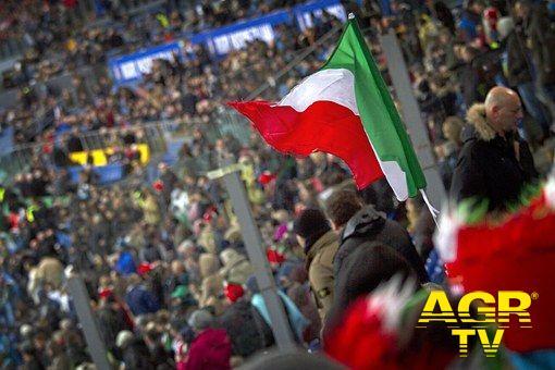 Tutta Roma in campo per Euro 2020, all'Olimpico in 16 mila