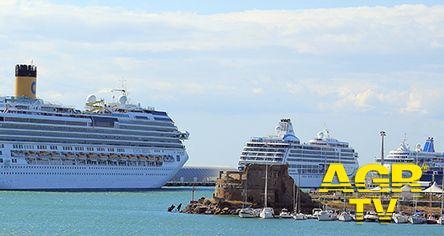 Italia Nostra&WWF litorale: no.... alle grandi navi a Fiumicino