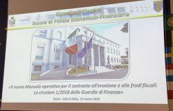 Ostia, nuovo manuale per scuola di polizia Economico-Finanziaria