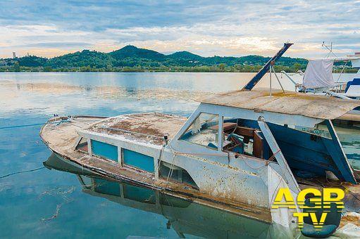 Fiumicino, la rimozione dei relitti una scelta prioritaria per la sicurezza della navigazione