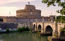 Castel San'Angelo a Roma tra i castelli più affascinanti d'Europa, sondaggio: jetcost
