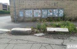 Acilia Nord, i cittadini denunciano lo stato di abbandono del quartiere
