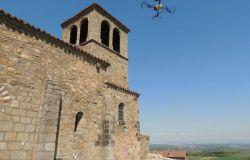 Beni culturali, forum per l'uso di droni in archeologia