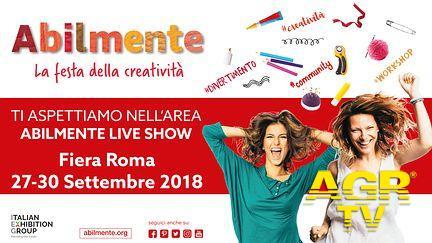 Abilmente Roma, la grande Festa della Creatività organizzata da Italian Exhibition Group (IEG)